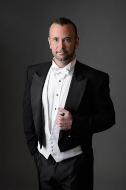 Terry Barber, Countertenor