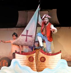 Axis Theatre Co – 'Robinson Crusoe'