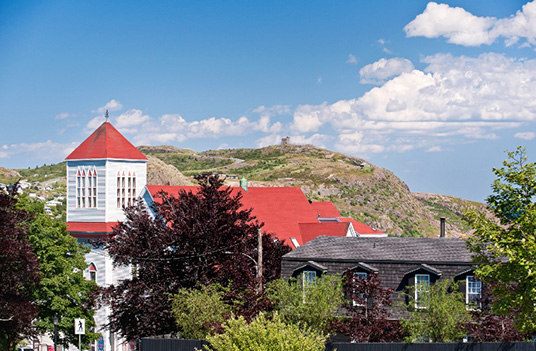Contact East 2018 Host City: St. John's, NL | Architecture