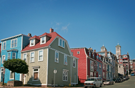 Contact East 2018 Host City: St. John's, NL | Jellybean Row