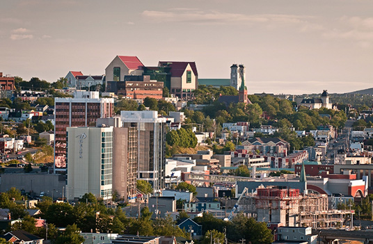 Contact East 2018 Host City: St. John's, NL | Downtown Landmarks