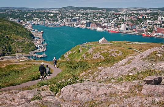 Contact East 2018 Host City: St. John's, NL | Signal Hill